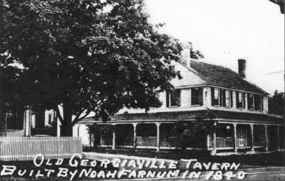 The Old Georgiaville Tavern