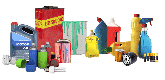 Household Hazardous Waste Collections