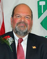Council Vice-President Ronald F. Manni